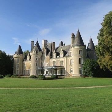 Week-end Golf et Bien-Être au Château des Sept Tours en région Centre