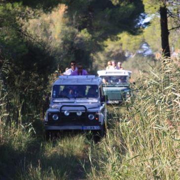 Stage de pilotage 4x4 en région Provence-Alpes-Côte d'Azur et Corse