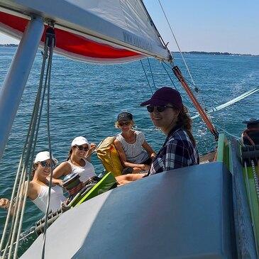La Trinité-sur-Mer, Morbihan (56) - Balade en bateau