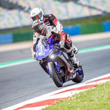 Baptême Moto sur Circuit, département Gard