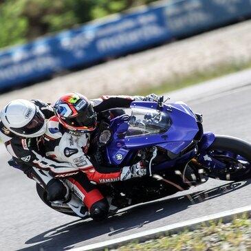 Baptême Sensation en Yamaha - Circuit de Pau-Arnos