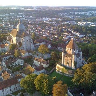 Baptême de l'air montgolfière en région Ile-de-France