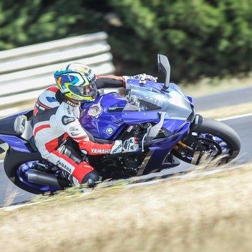 Stage de pilotage moto, département Pyrénées atlantiques