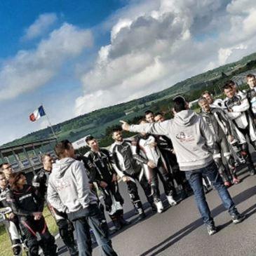 Circuit de Lédenon, Gard (30) - Stage de pilotage moto