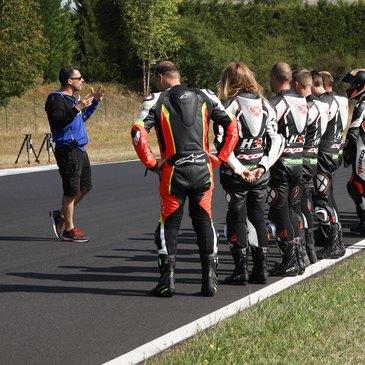 Circuit de Pau-Arnos, Pyrénées atlantiques (64) - Stage de pilotage moto