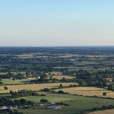 Vol en Montgolfière à Nantes en région Pays-de-la-Loire