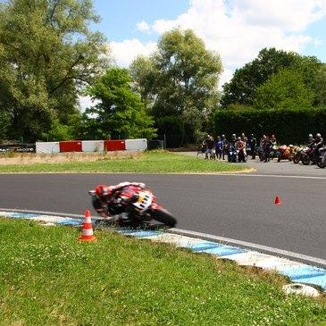 Stage de pilotage moto, département Vienne