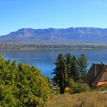 Verel, Savoie (73) - Baptême en parapente