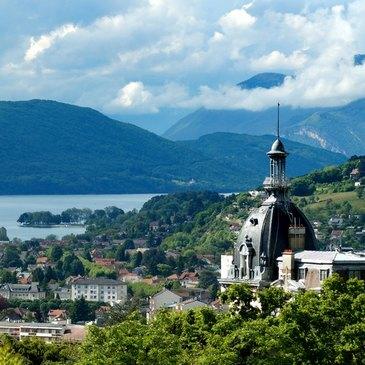 Baptême en Parapente à Aix-les-Bains