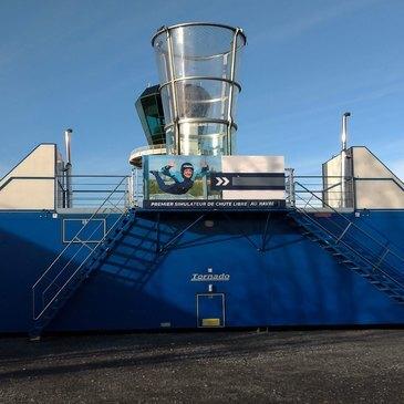 Simulateur de Chute Libre proche Le Havre