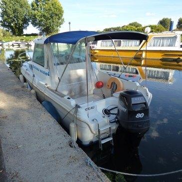 Permis bateau, département Yvelines