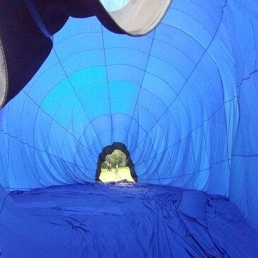 Offrir Baptême de l'air montgolfière département Haute savoie