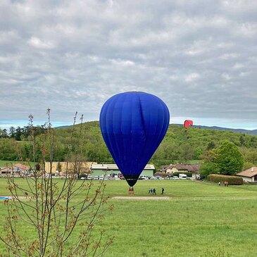 Offrir Baptême de l'air montgolfière en Rhône-Alpes