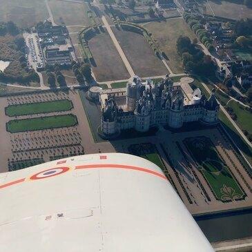 Aérodrome de Blois - Le Breuil, Loir et cher (41) - Saut en parachute