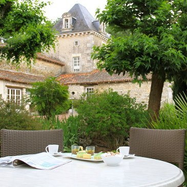 Week-end Gourmand au Château de Périgny