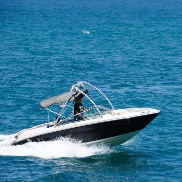 Permis bateau, département Haute savoie