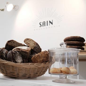 Atelier de Boulangerie à Paris Porte Saint-Martin