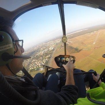Pilotage d'Hélicoptère à Bourg-en-Bresse