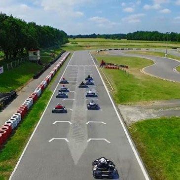 Karting en région Pays-de-la-Loire