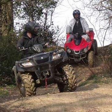 Quad & Buggy en région Pays-de-la-Loire
