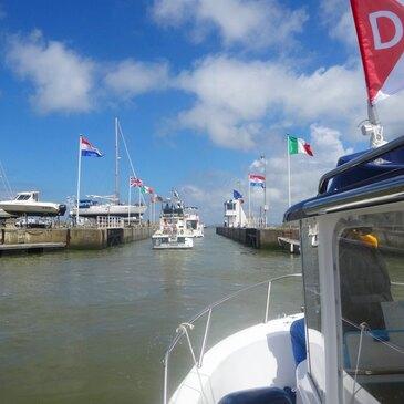 Permis bateau en région Basse-Normandie