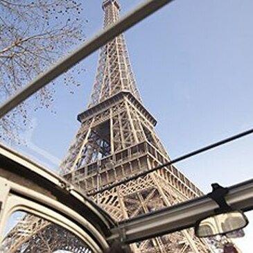Activité Insolite, département Paris