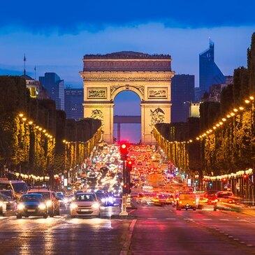 Paris (75) Ile-de-France - URBAIN