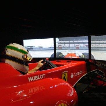 Simulateur de Pilotage en Formule 1 à Nantes
