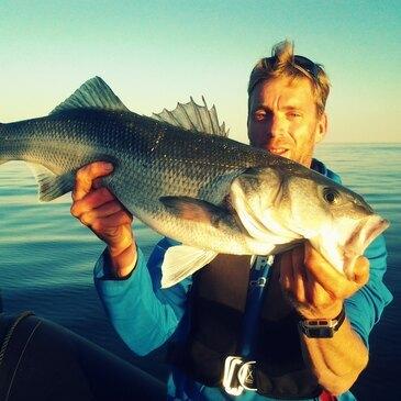 Pêche au Gros aux Sables-d'Olonne