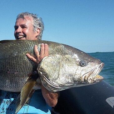 Pêche au gros, département Vendée