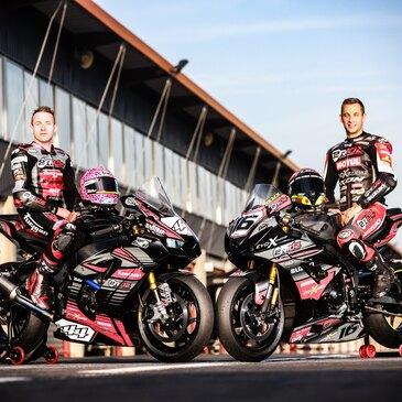 Baptême Moto sur Circuit en région Bourgogne