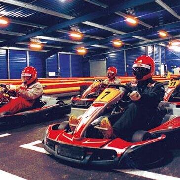 Sessions de Karting près de Melun