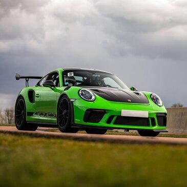 Stage en Porsche 991 GT3 RS - Circuit de La Ferté-Gaucher