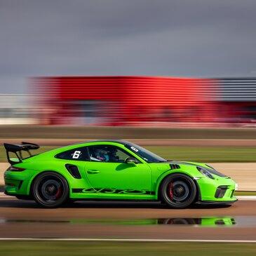 Stage de pilotage Porsche, département Seine et marne