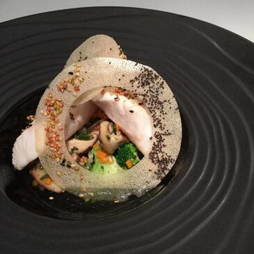 Atelier dans les Cuisines du Chiberta à Paris Etoile