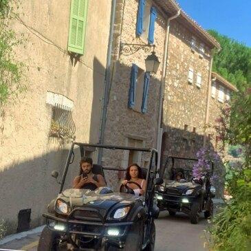 Montauroux, Var (83) - Quad & Buggy