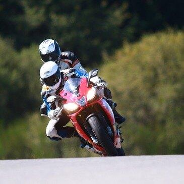 Baptême Moto sur Circuit, département Haut rhin