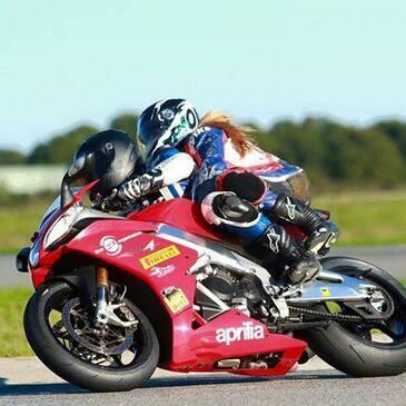 Baptême Moto sur Circuit, département Saône et loire