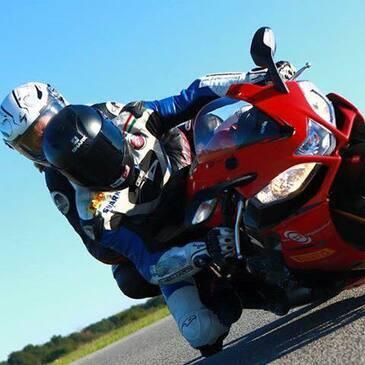 Baptême Moto sur Circuit en région Centre