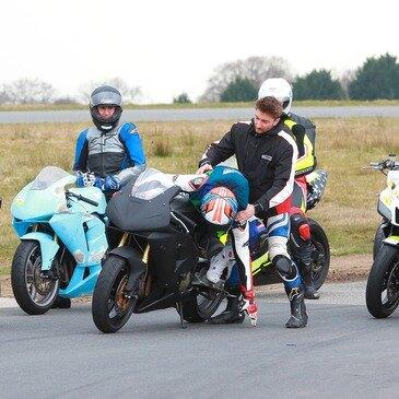 Stage de pilotage moto, département Eure et loir