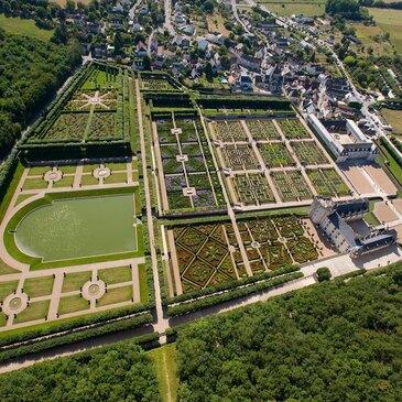 Baptême en Hélicoptère - Les Jardins de la Loire