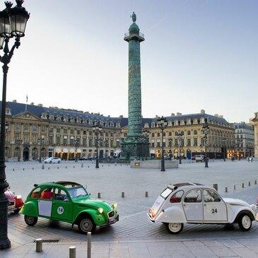 City Tour, département Paris