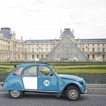 City Tour en région Ile-de-France