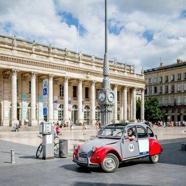 City Tour, département Gironde