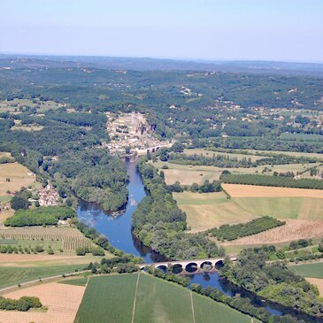 Baptême en ULM et Autogire, département Dordogne
