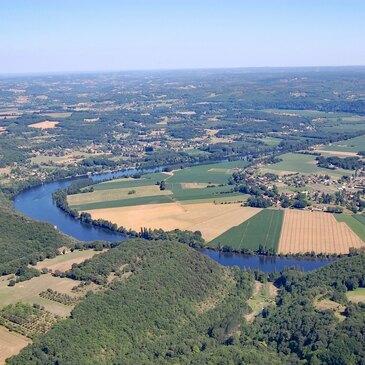 Campsegret, Dordogne (24) - Baptême en ULM et Autogire