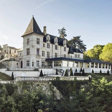 Week-end Les Châteaux de la Loire en Avion