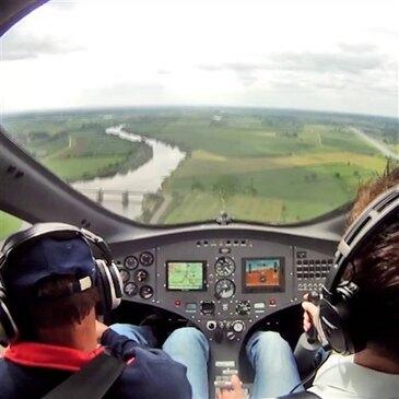 Pilotage d'ULM Autogire à Lens