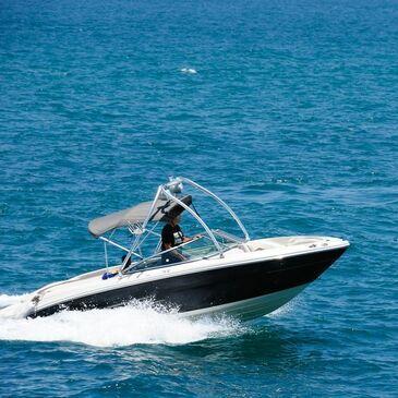 Permis bateau, département Loire