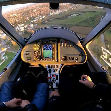 Aérodrome Toulouse Lasbordes, Haute Garonne (31) - Baptême en ULM et Autogire